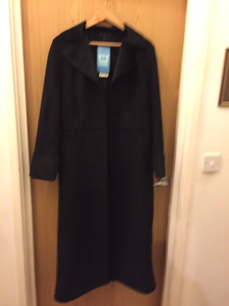 Brand new with tag NEXT full length coat size 10-12 uk