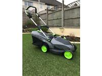G-Tech cordless Lawnmower