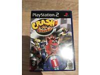 PlayStation 2 CRASH NITRO KART