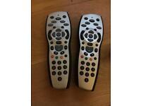 Sky HD remote controls