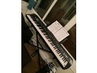 Korg SV-1 88-Key Stage Piano w/gig bag