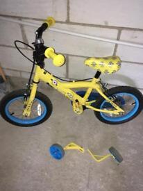 """Bike 14"""" wheels"""