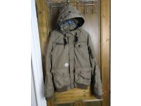 Almost new very worm Winter Jacket size M