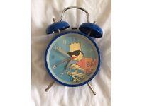 Bart Simpson Alarm Clock