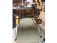 Dewalt table saw dws745-lx