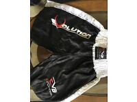 Size 9 Lonsdale boxing Shoes and medium shorts