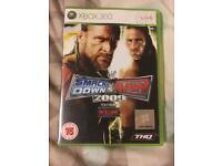 Smack-Down VS Raw WWE 2009