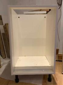 Modern Charcoal Gloss Kitchen Cupboard