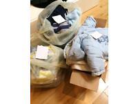 Baby boy clothes bundle 3bag