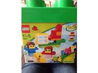 Lego Duplo 4627 and spares