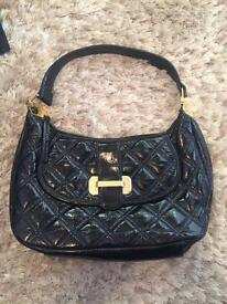 Marks and Spencer patent Handbag
