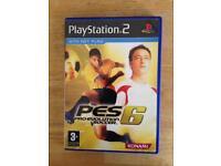 PlayStation 2 PES 6