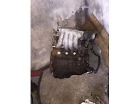 vauxhall cavalier sri 130 engine complete unit. (in omagh)