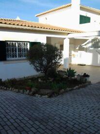 Villa For Rent Albufeira Algarve Portugal
