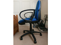 Highly adjustable office chair