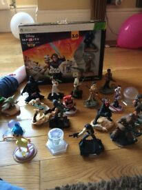 Disney infinity Star Wars Xbox 360