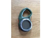 HighGear Techtrail Compass, watch, Altimeter etc