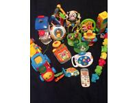 Baby toys 0-12mths