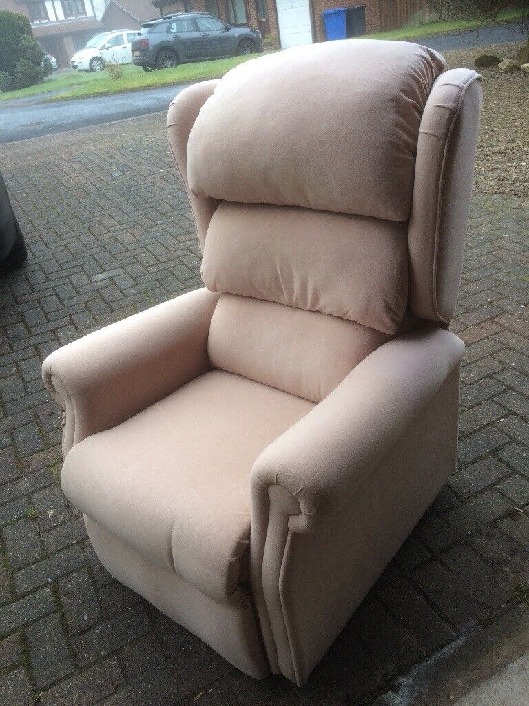 Stupendous Rimini Electric Riser Recliner Chair In Morpeth Northumberland Gumtree Gmtry Best Dining Table And Chair Ideas Images Gmtryco