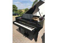 Estonia 6ft Black Grand Piano |Belfast Pianos | Free Delivery