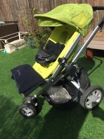 Quinny buggy stroller
