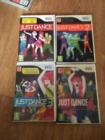 Just dance Wii games offers