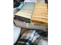 Beano and dandy collection