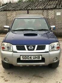 Nissan Navarra 2004 Pick up