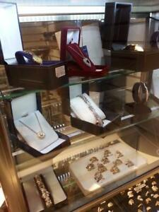 We have the perfect jewellery gifts at Busters Pawn! Over 3500 items for sale.  Mention this ad to Save the TAX!!