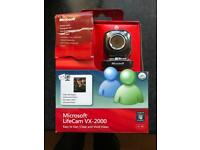 Microsoft lifecam Vic-2000 webcam