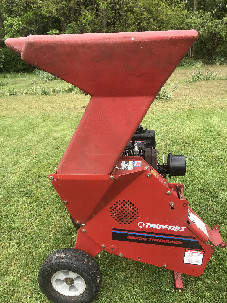 Troy Bilt Chipper Shredder Suitable For Smallholding Or Large Garden In Church Crookham Hampshire Gumtree