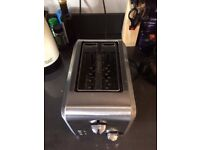 Stainless Steel Toaster (brand: Prolex)