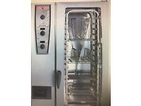 Rational CM201 Steam combi oven