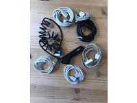 30 pin Usb cables bundle