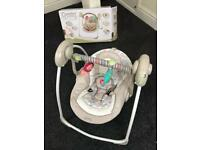 Portable Swing Baby Chair