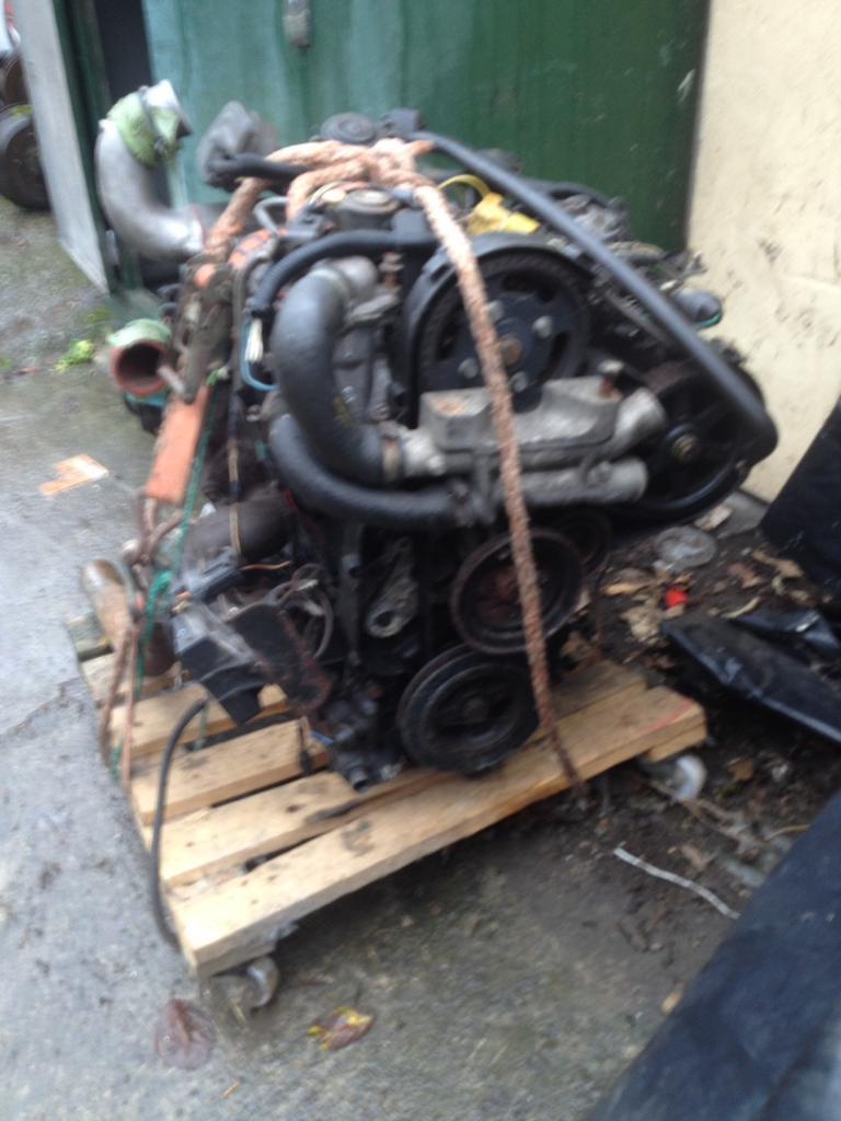 Perkins prima turbo engine ideal Land Rover conversion
