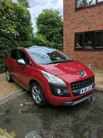 Peugeot 3008 for sale. Huge spec!! Heads up display!