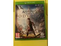 XBOX ONE ASASSINS CREED GAME
