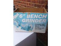 Work bench grinder