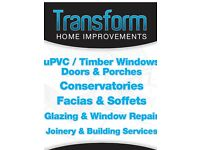 Upvc doors and composite doors supplied and fitted