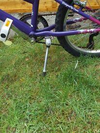 Girls bike 7years