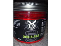 GORILLA JUICE - ENERGY PUMP - PRE WORKOUT