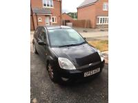 Ford Fiesta 2004 Black Edition