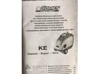 comet diesel pressure washer