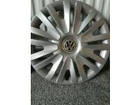 Vw 15inch wheel trims