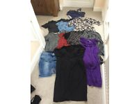 MATERNITY CLOTHES SIZE 14/16
