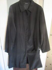 Dannimac coat size large