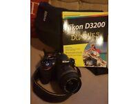 Nixon D3200 Camera
