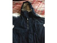 Men's snowboarding coat and pants