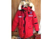 canada goose men's resolute parka